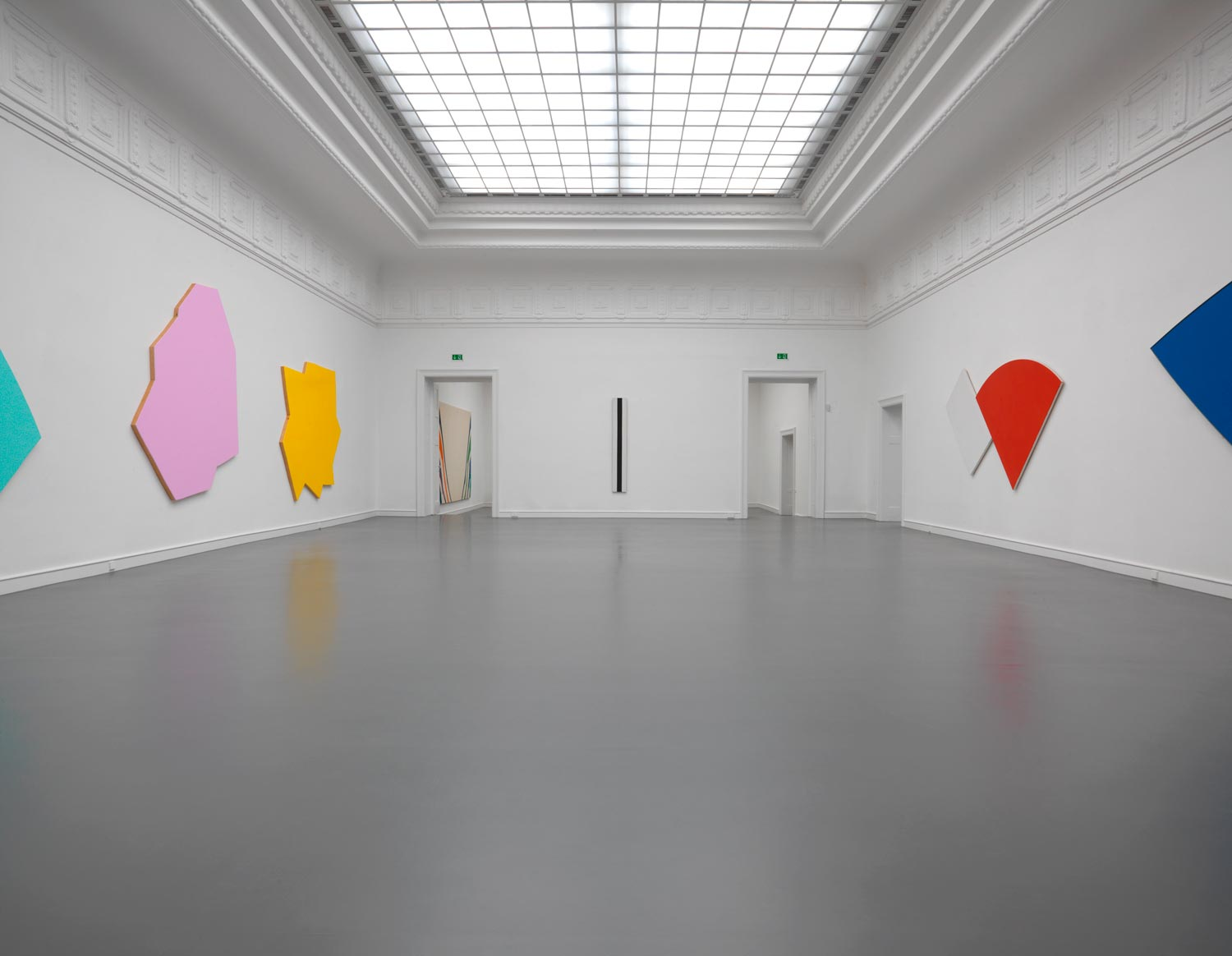 """Who's afraid of Red, Yellow and Blue?"", Staatliche Kunsthalle Baden-Baden"